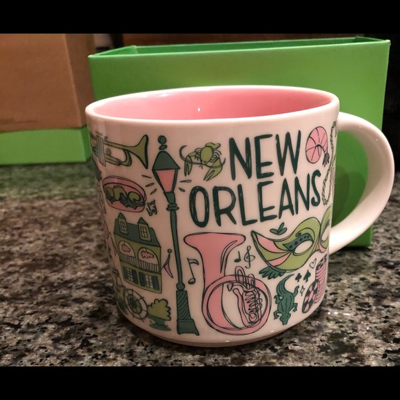 Starbucks Been There New Orleans
